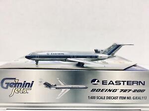 Gemini Jets 1:400 Eastern Airlines BOEING 727-200 N8866E GJEAL113