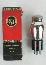 RCA 40 Voltage Amplifier Vacuum Tube NOS