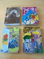 Batman Dark Knight 1994 Skybox Trading Card Set of 100 NM/M Condition DC Comics