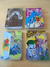 Batman Dark Knight 1994 Skybox Carta Juego de 100 NM/M Estado DC Comics