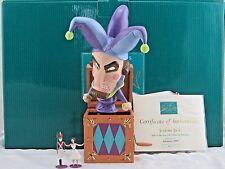 "WDCC ""Jealous Jack"" Tin Soldier and Ballerina Disney's Fantasia 2000, Box COA"