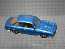 Alfa Romeo 2600 Sprint N° 0/25 bleu - Miniature métal PENNY - Made in Italy 1:66