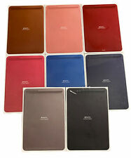 """Apple iPad Pro 10.5"""" Apple iPad Air 3 iPad 10.2 Leather Tablet Sleeve Case Cover"""