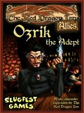 The Red Dragon Inn: Allies - Ozrik the Adept (New)
