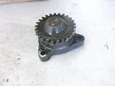 John Deere F925 Yanmar 3TNA72UJ 3 Cylinder Diesel Engine Oil Pump