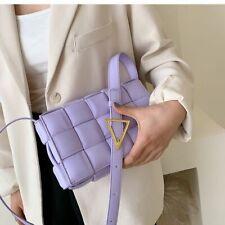 Weave Flap Bag Square Crossbody bag Designer Handbag Shoulder Messenger Bag