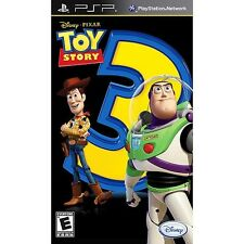 Toy Story 3: The Video Game  PSP Game