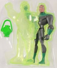 """DC Justice League 4"""" ATTACK ARMOR GREEN LANTERN Loose 100% Complete"""