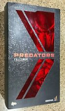 New HOT SIDESHOW TOYS FIGURE 1/6 FIGURE PREDATOR FALCONER Signed Brian Steele