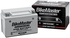 AGM Platinum II Battery YB10L-A2 Equivalent BikeMaster MS12-10L-A2