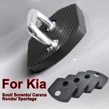 For Kia Soul Sorento Carens Sportage Door Cover Antirust Carbon Fiber Protect