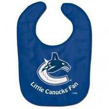Vancouver Canucks All-Pro Baby Bib [NEW] NHL Infant Newborn Polyester