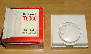 New Genuine Honeywell Central Heating Room Thermostat T6360 B1028