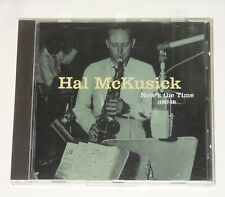 Hal McKusick - CD - Now's the Time (1957-58) - MCA Records GRP 16512