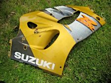 GSXR Gsx R 600 750 gsxr600 side panel cover fender Plastic Fairing Cowl 96-00
