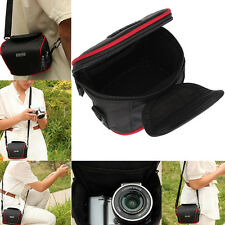 Compact Dslr Camera Case Bag With Strap For Canon Nikon SONY Panasonic Samsung