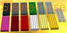 02022 LEGO® - 1x Grundplatte Basisplatte Platte 4x12 hoch (4202)