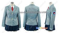 Higurashi no Naku Koro ni Cosplay Shion Sonozaki Uniform H008