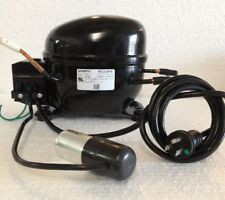 Genuine OEM Summit Appliance  refrigerator compressor, includes starting module