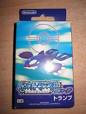 POKEMON UR WINNER TOP 10 FINAL CHAMPIONSHIPS TROPHY LEAGUE CARDS KYOGRE 2005