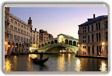 Rialto-Bridge Venice Italy Fridge Magnet