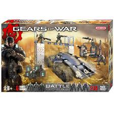 Meccano Gears of War Locust vs Delta Squad Battle Set