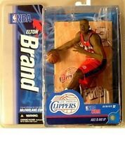 Elton Brand LA Clippers Mcfarlane Series 12 Action Figure New NBA Los Angeles