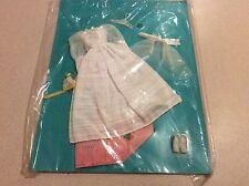Rare Vintage Francie Barbie Doll Bridal Beauty Wedding Dress # 3288 Nrfp New