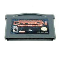 Need For Speed Carbon Nintendo Gameboy Boy Advance GBA Cart Only Clean Tested