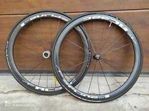 DT Swiss Laufradsatz RC 38 Spline aus Carbon