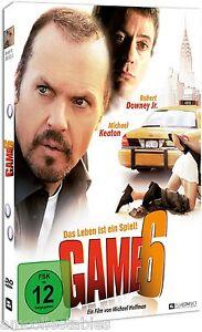 DVD - Game 6 - Das Vida Ist Ein Spiel - Nuevo/Emb.orig