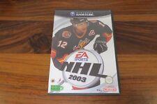NHL 2003       ---- pour GAMECUBE