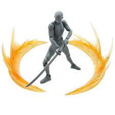 Soul Effect Wind Yellow Action Figure For Tamashii Figma Saint Seiya Kamen