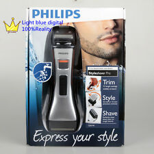 USA express Philips Norelco StyleShaver Pro Silver orange QS6140/32 shaver