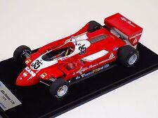 1/18 Looksmart Alfa Romeo 179 Formula 1 1979 Bruno Giacomelli #35