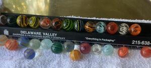 Antique  Vintage Marbles  no Reserve  Lot 3