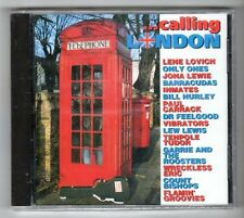(GZ528) Various Artists, Calling London - 1993 Sealed CD