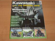 "Kawasaki SPEZIAL Sonderheft 2018 ""Eine Weltmarke feiert Jubiläum"""