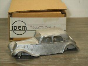 Citroen Traction 7 - Idem 1:43 in Box *51210