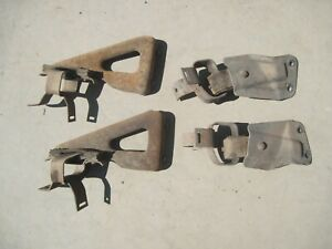73-87 Chevy GMC DUAL FRONT REAR EXHAUST HANGER BRACKETS BBC 454