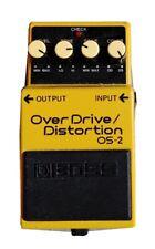 Boss DS-2 Turbo Distortion Effektgerät E-Gitarre