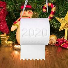 XMAS 2020 TOILET PAPER ROLL Tree Ornament New Decoration Special Kits