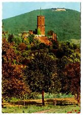 Bad Godesberg am Rhein RPPC Postcard Real Photo Ruins Color Unposted Germany