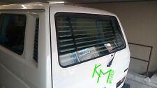 VW Transporter T3 heckjalousie louver louvre heckrollo heckscheibenjalousie