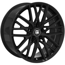 "Touren TR91 19x8.5 5x108 +35mm Gloss Black Wheel Rim 19"" Inch"