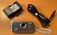 PENTAX Pentax Optio WP 5.0MP Digital Camera - Silver