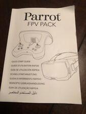 Parrot Bebop 2 Fpv Pack Manual