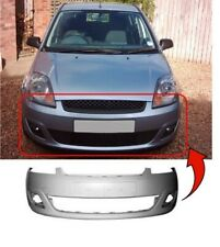 Ford Fiesta Mk6 2005-2008 Front Bumper Primed High Quality Insurance Approved