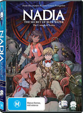 Nadia: Secret Of Blue Water - (8 DVD) R4 Cult Anime BRAND NEW SEALED
