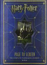 Harry Potter: Page to Screen,Good,Books,mon0000144277
